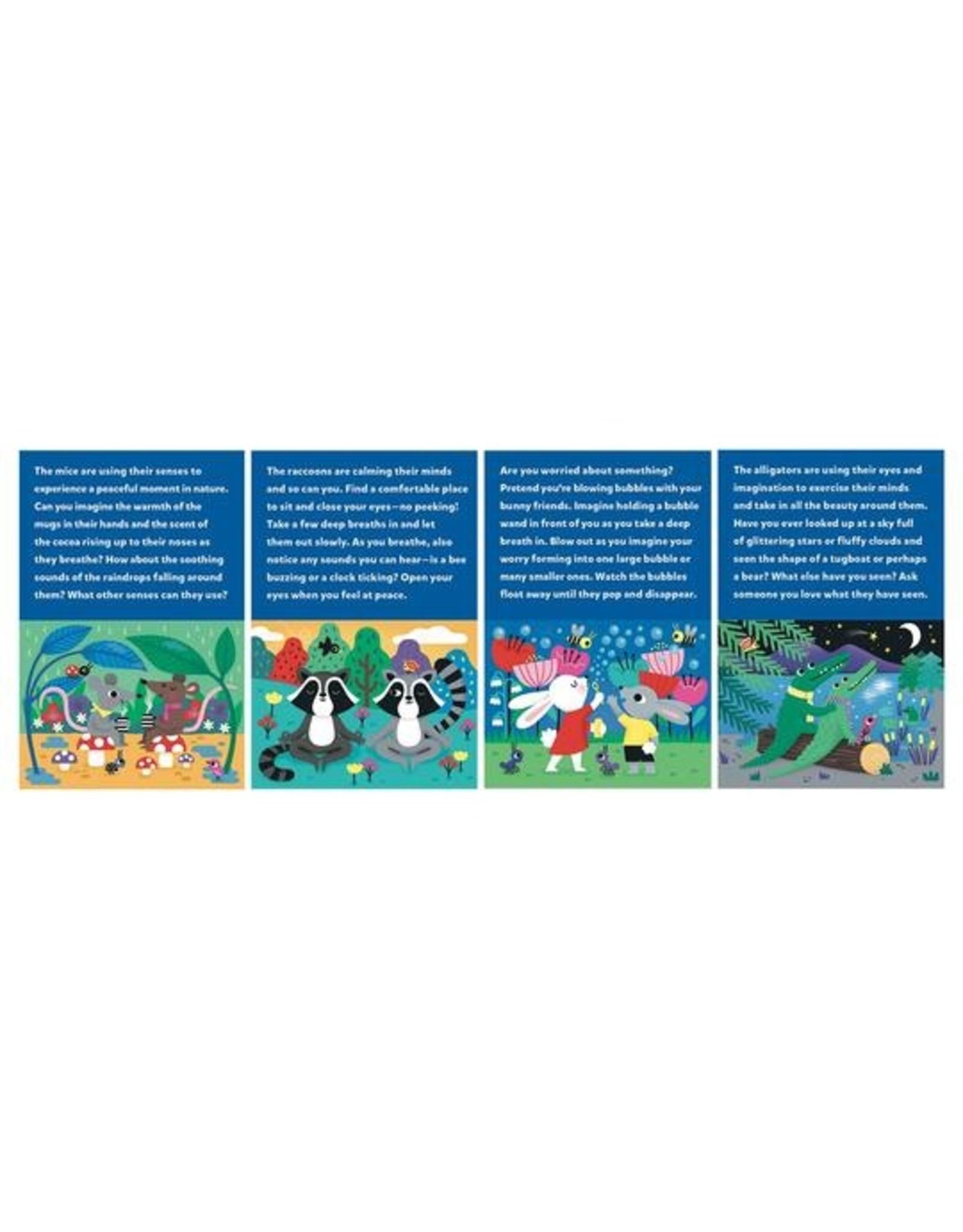 "Mudpuppy ""Mindfulness"" 4-in-a-box Puzzle Set"