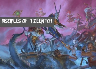 Disciples of Tzeentch