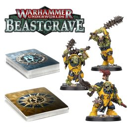 Games Workshop WH Underworlds: Morgok's Krushas