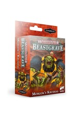 Games Workshop WH Underworlds: Morgok's Krushas