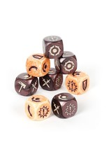Games Workshop WH Underworlds: Morgwaeth's Blade-Coven Dice