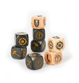 Games Workshop WH Underworlds: Morgok's Krushas Dice