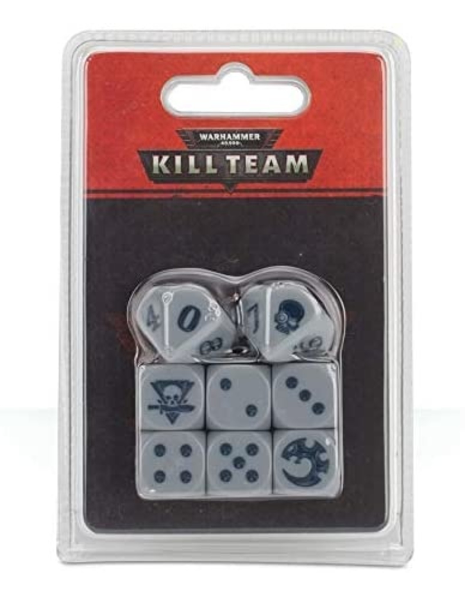 Games Workshop Kill Team: Genestealer Cults Dice
