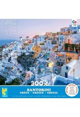 "Ceaco ""Santorini, Greece"" 300 Piece Puzzle"