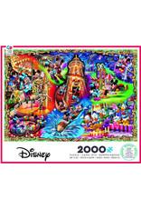 """Ceaco Disney: """"Mickey's Carnival"""" 2000 Piece Puzzle"""