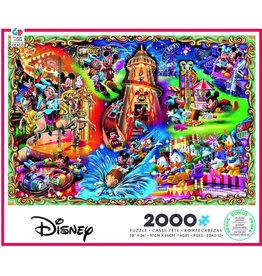 """Ceaco """"Mickey's Carnival"""" 2000 Piece Puzzle"""