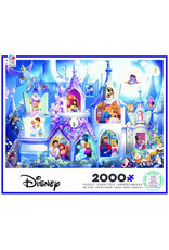 "Ceaco Disney: ""Princess Castle"" 2000 Piece Puzzle"