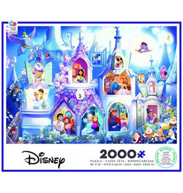 "Ceaco ""Princess Castle"" 2000 Piece Puzzle"