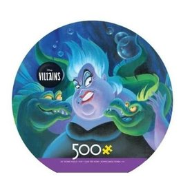 """Ceaco """"Ursula"""" 500 Piece Round Puzzle"""
