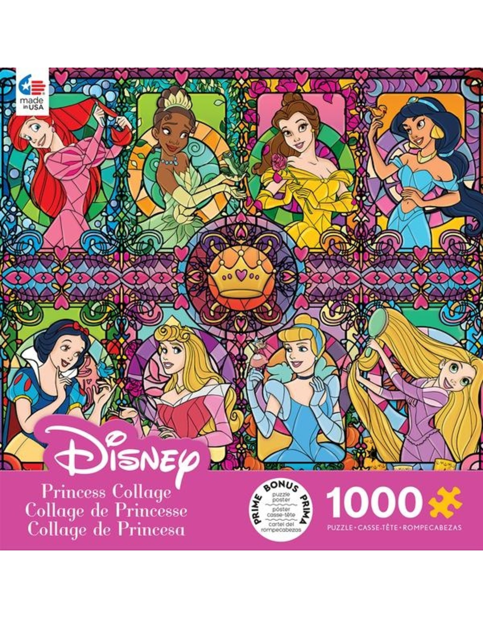 "Ceaco Disney: ""Princess Collage"" 1000 Piece Puzzle"