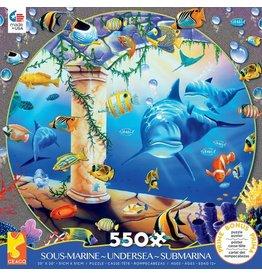 """Ceaco """"Hanging Gardens"""" 550 Piece Puzzle"""