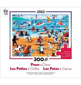 "Ceaco ""Beach Cats"" 300 Piece Puzzle"