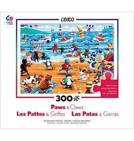 "Ceaco ""Beach Cats"" 300 Piece Puzzle"