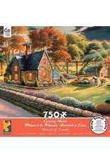 "Ceaco Coming Home Collection: ""Lakeside Cottage"" 750 Piece Puzzle"