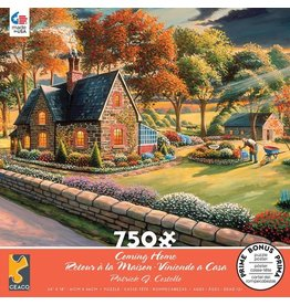 "Ceaco ""Lakeside Cottage"" 750 Piece Puzzle"