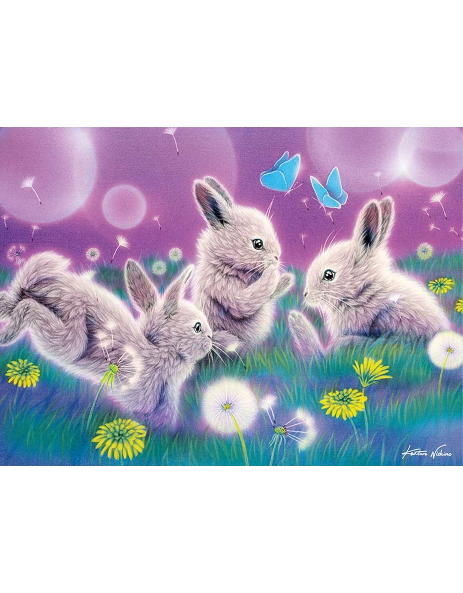 """Ceaco Furry Friends Collection: """"Spring Has Come"""" 100 Piece Puzzle"""