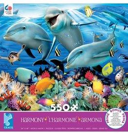 """Ceaco """"Ocean"""" 550 Piece Puzzle"""
