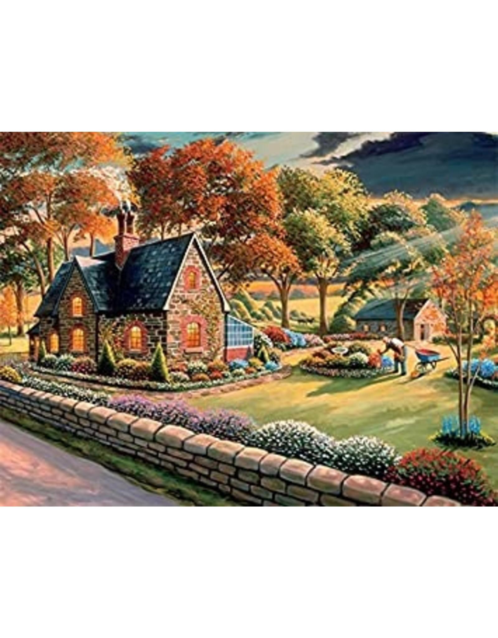 "Ceaco Coming Home Collection: ""Gardener"" 750 Piece Puzzle"