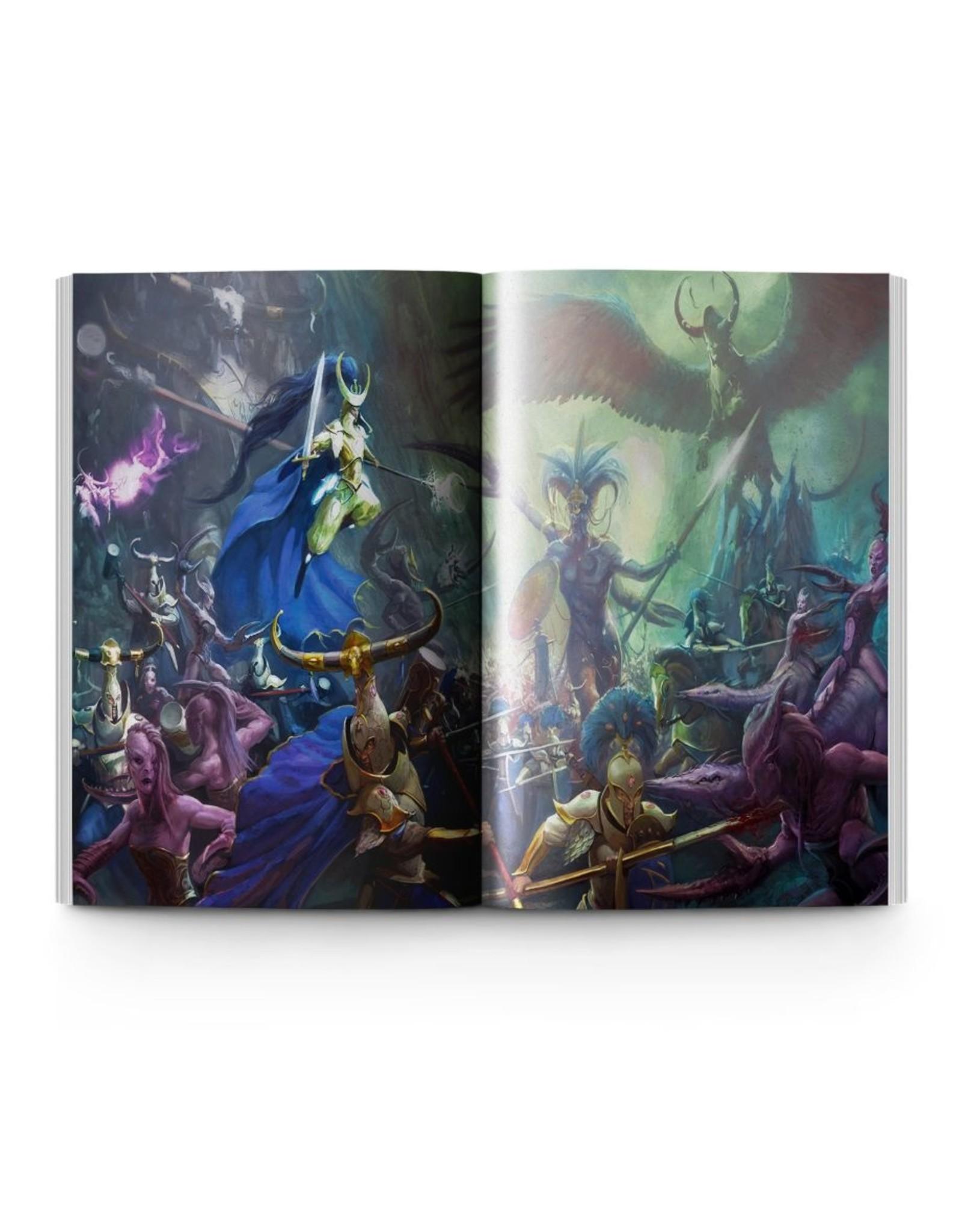 Games Workshop Order Battletome: Lumineth Realm-Lords