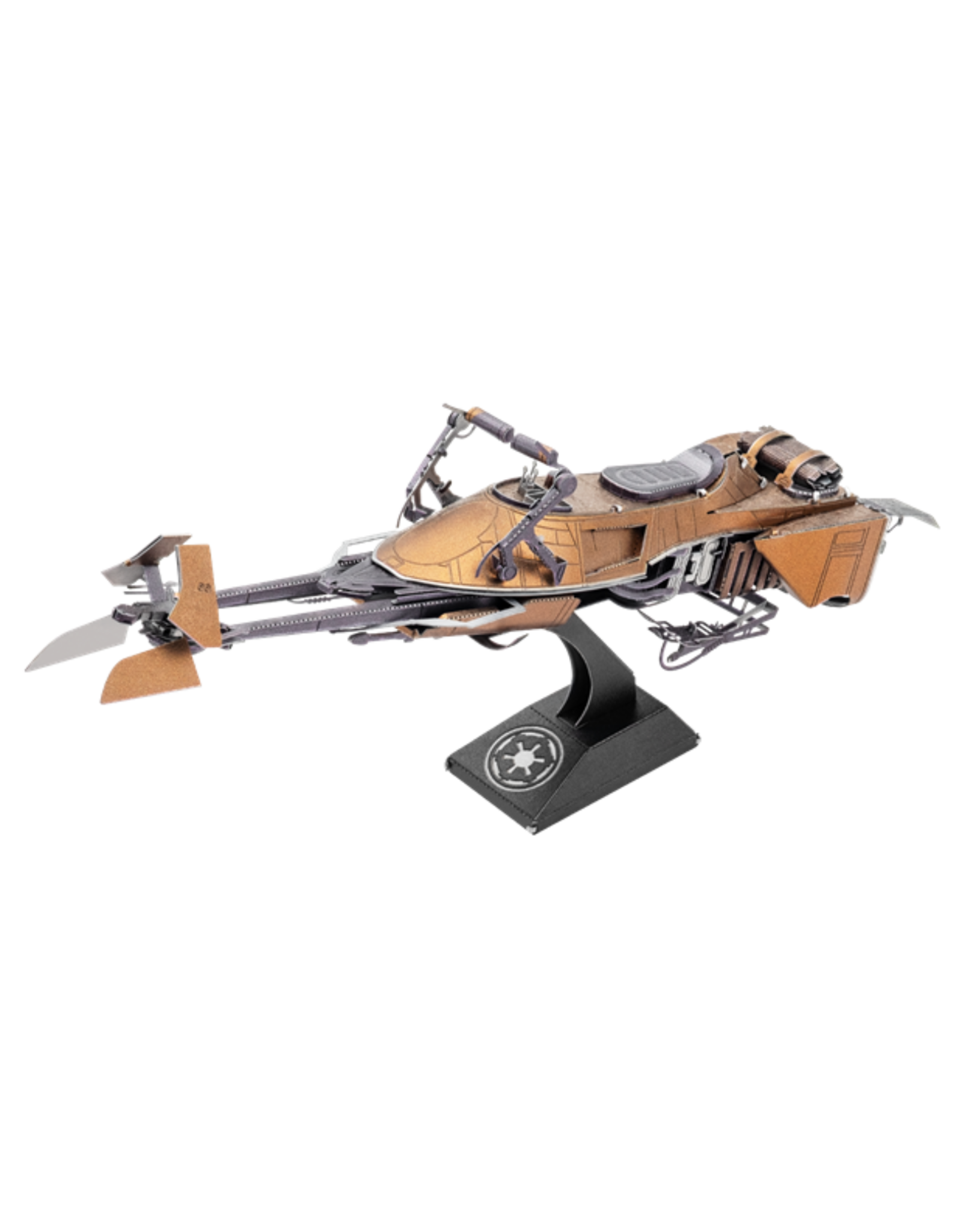 Metal Earth Metal Earth Star Wars Speeder Bike