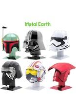 Metal Earth Metal Earth Star Wars Helmets