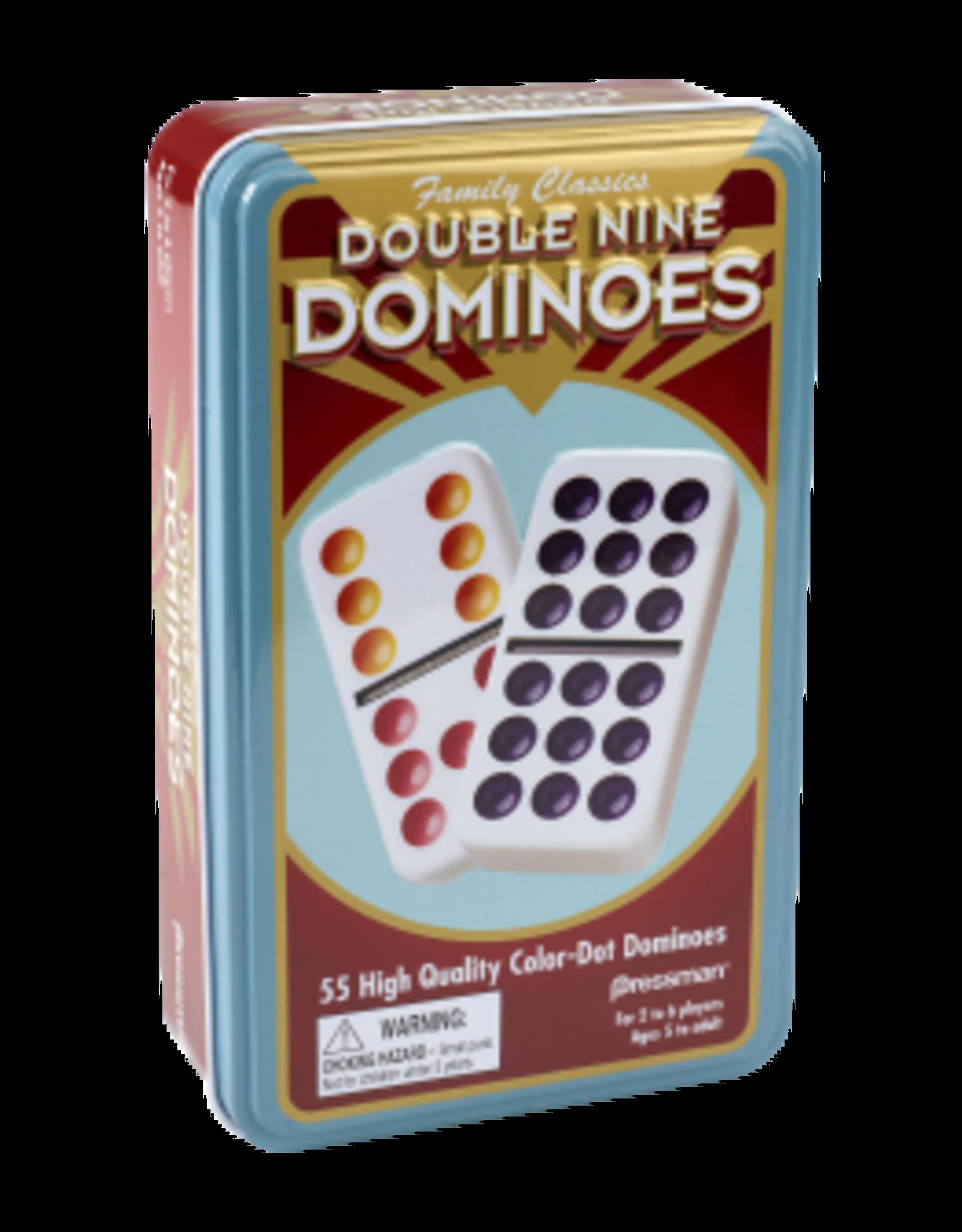 John Hansen Colored-Dot Dominoes