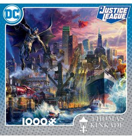 "Ceaco ""Gotham Pier Showdown"" 1000 Piece Puzzle"