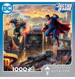 "Ceaco ""Man of Steel"" 1000 Piece Puzzle"