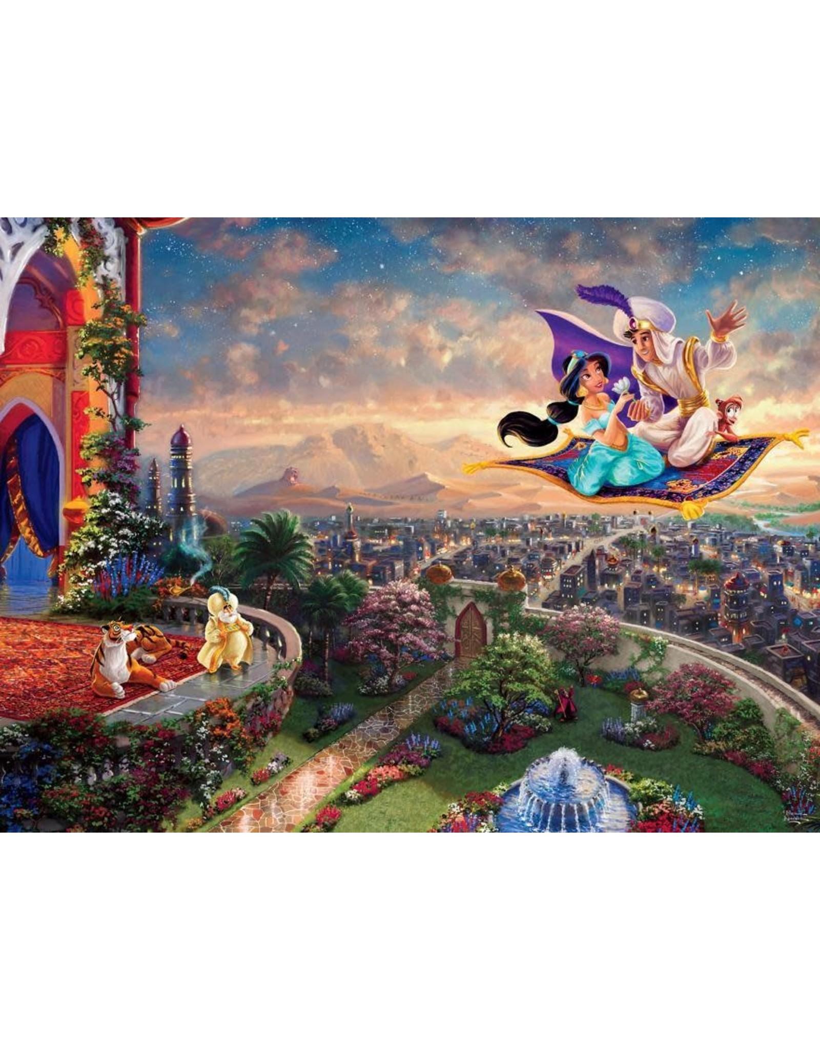 """Ceaco """"Aladdin"""" 750 Piece Puzzle"""