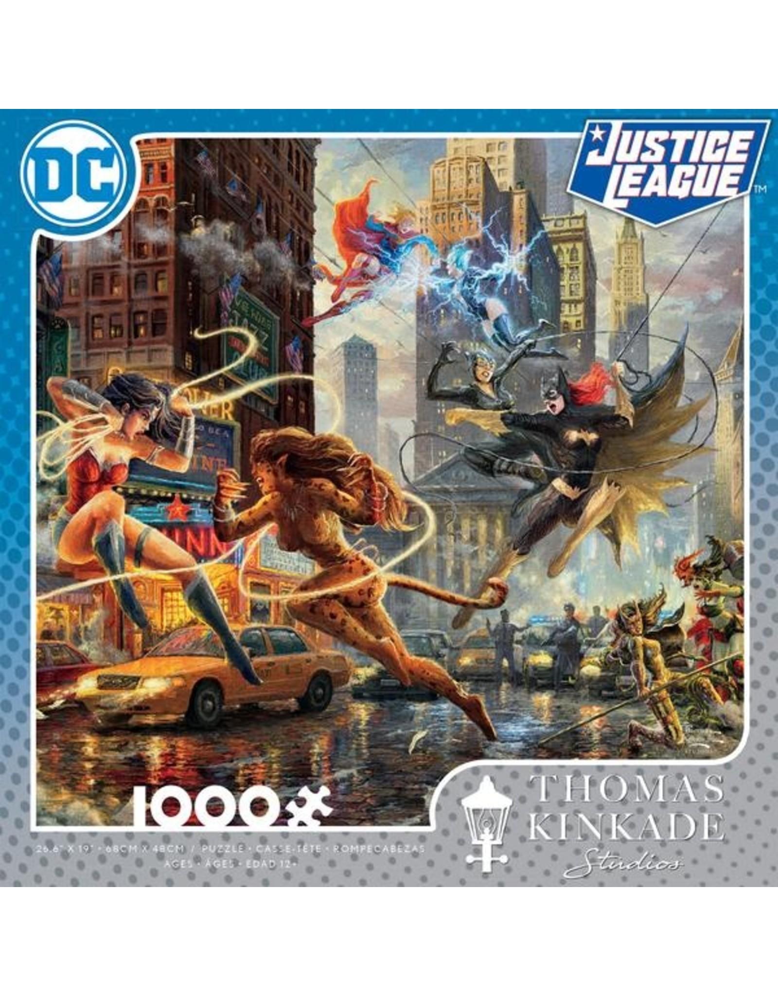 Ceaco Thomas Kinkade: The Women of DC 1000 Piece Puzzle