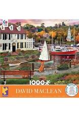 Ceaco David Maclean: Seawall Walk - 1000 Piece Puzzle