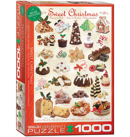 "Eurographics ""Sweet Christmas"" 1000 Piece Puzzle"