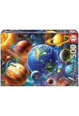 """Educa """"Solar System"""" 500 Piece Puzzle"""