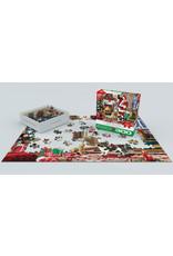 """Eurographics """"Santa's Best Friend"""" 300 Piece Puzzle"""