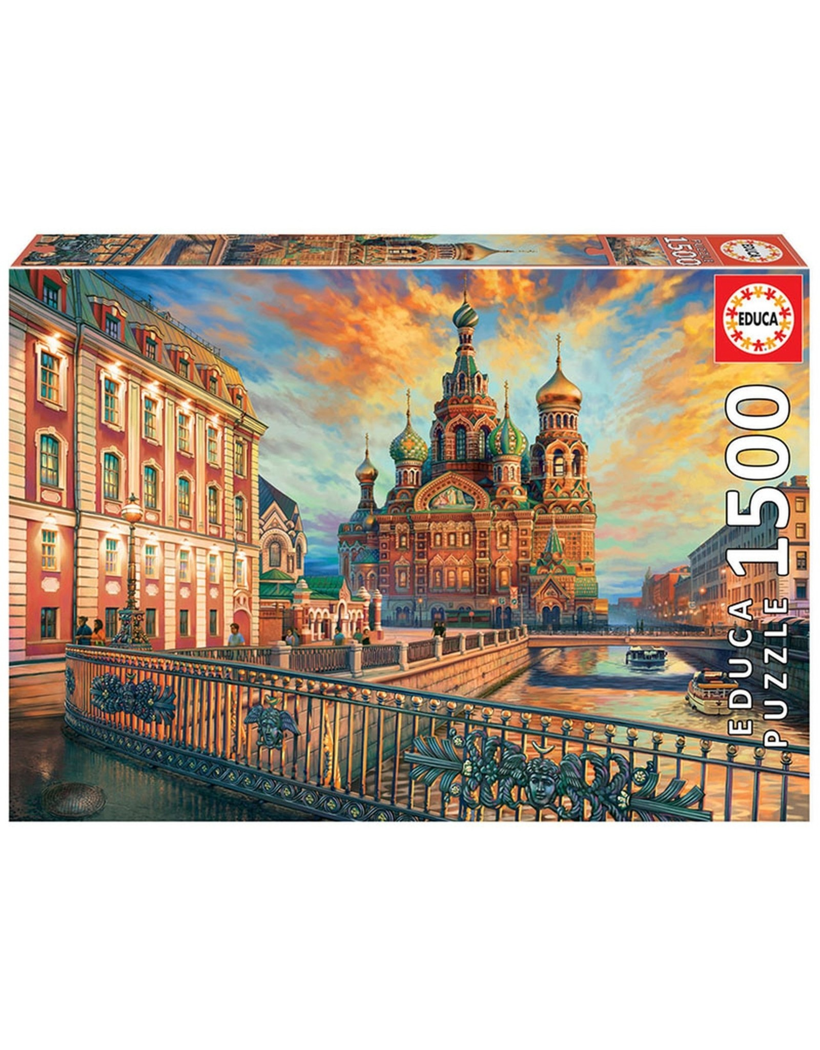 "Educa ""Saint Petersburg"" 1000 Piece Puzzle"