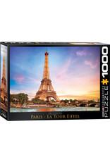 """Eurographics """"Paris - La Tour Eiffel"""" 1000 Piece Puzzle"""