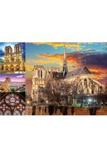 "Educa ""Notre Dame Collage"" 1000 Piece Puzzle"