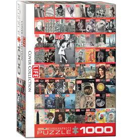 "Eurographics ""LIFE Cover Collection"" 1000 Piece Puzzle"