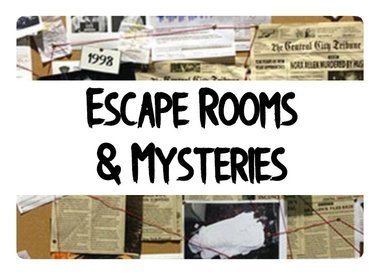 Escape Rooms & Mysteries