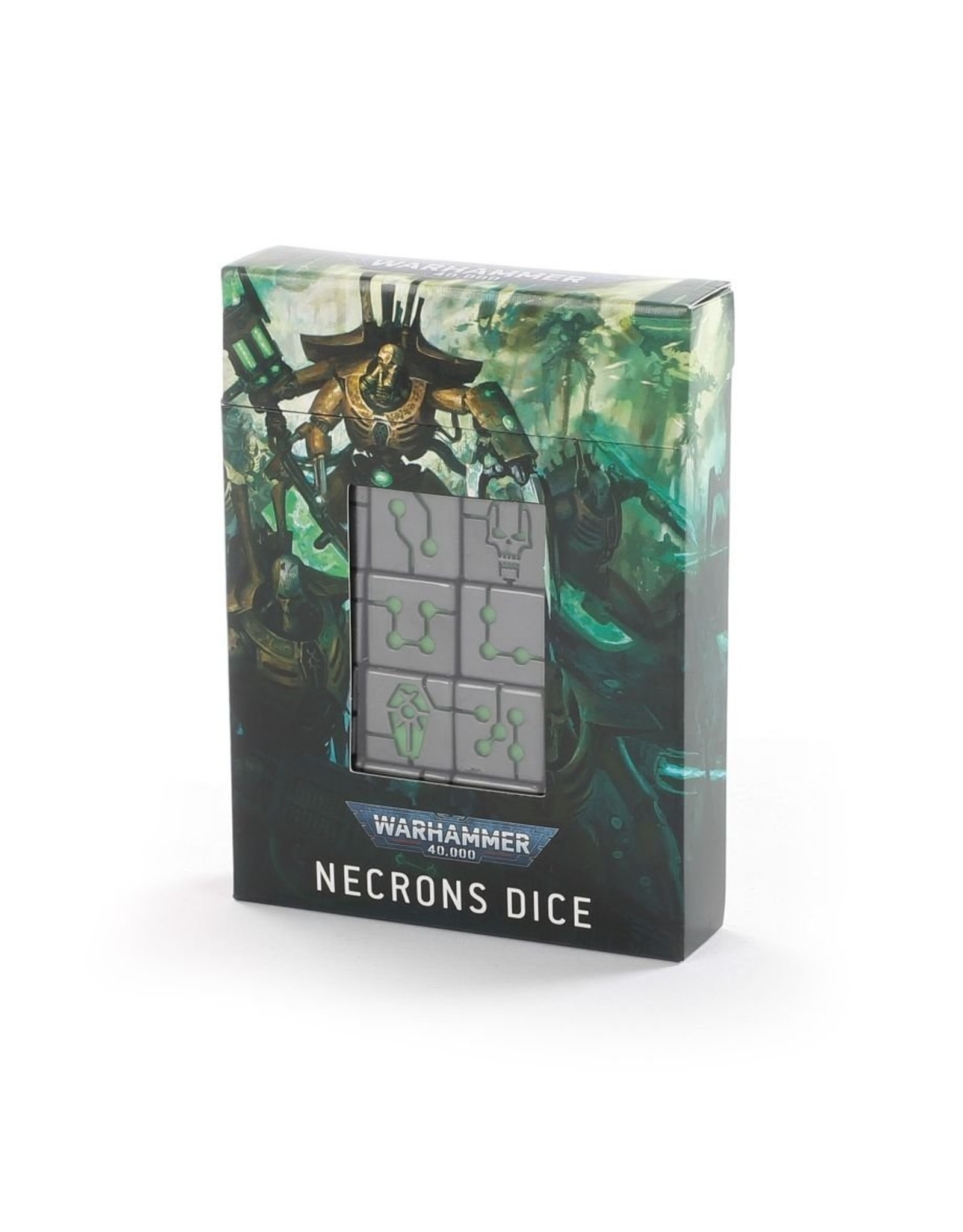Games Workshop Necrons Dice