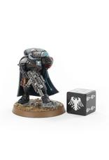 Games Workshop Space Marines: Raven Guard Dice