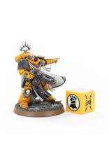 Games Workshop Space Marines: Imperial Fist Dice
