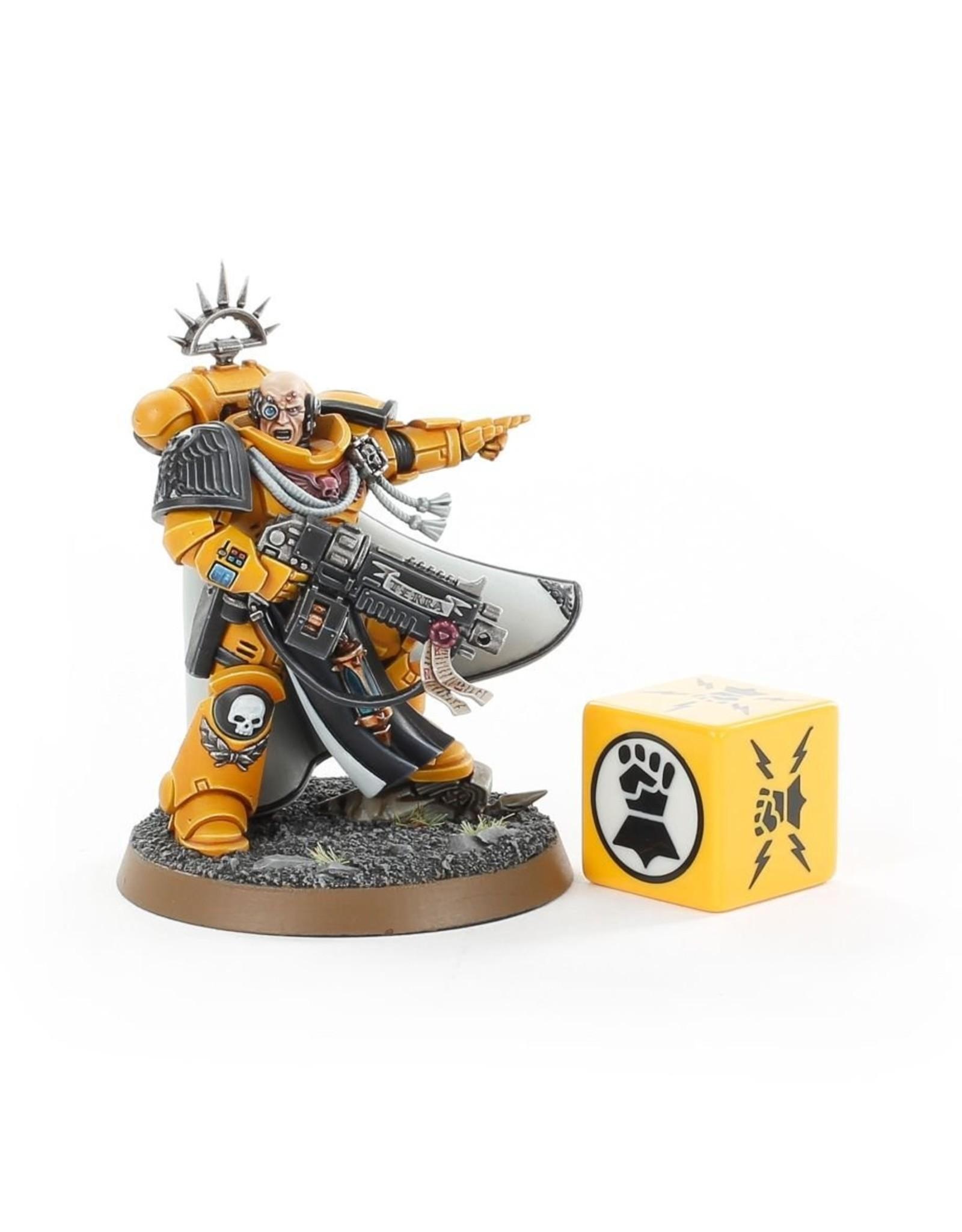 Games Workshop Space Marines: Imperial Fist Dice
