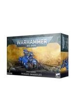 Games Workshop Space Marines: Primaris Invader ATV