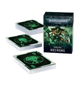 Games Workshop Necrons: 9th Ed Datacards