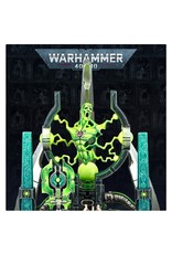Games Workshop Necrons: Szarekh The Silent King
