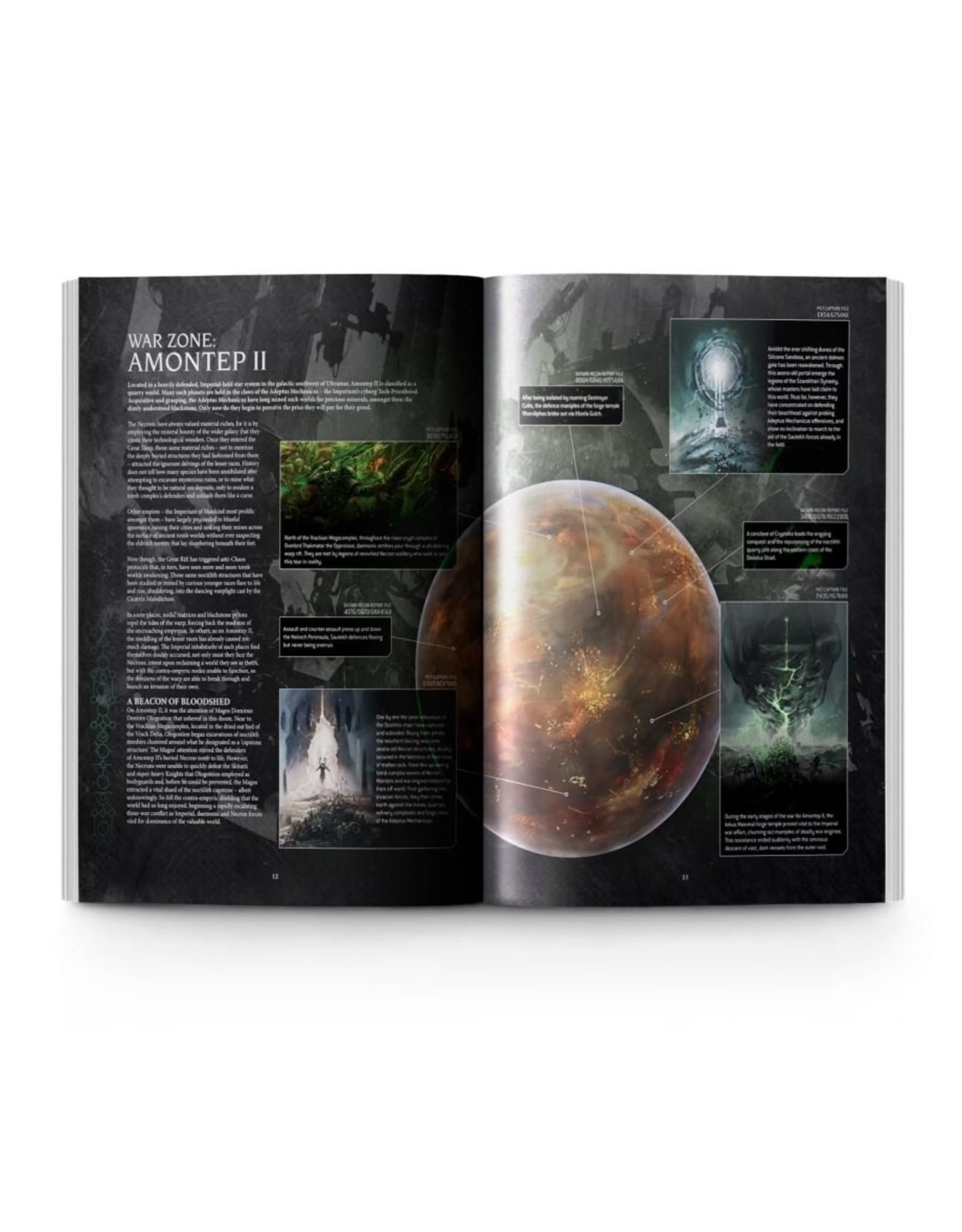 Games Workshop Necrons: 9th Ed Codex