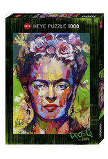 "Heye ""Frida"" 1000 Piece Puzzle"