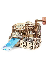UGears Cash Register Wood Model