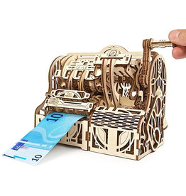 UGears Cash Register Wood Model